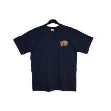 Accordion Logo T Shirt