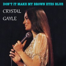Don't It Make My Brown Eyes Blue - Ketron Gold Single Styles