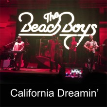 California Dreamin' - Ketron Red Single Styles