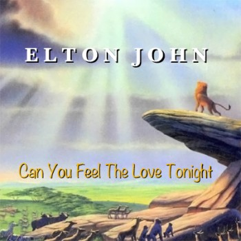 Can You Feel The Love Tonight - Ketron Single Styles