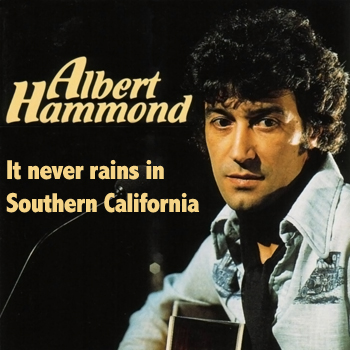 It never rains in Southern California  - Yamaha Single Styles