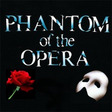 Phantom of the Opera - Ketron Red Single Styles