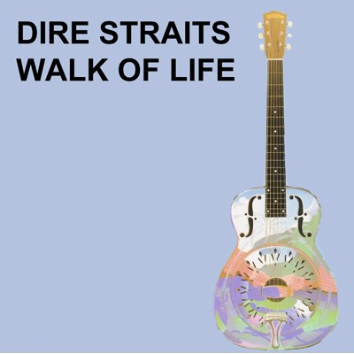 Walk Of Life - Yamaha Single Styles