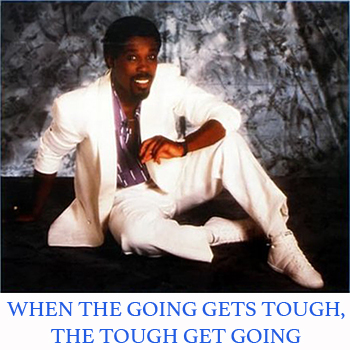 When the Going Gets Tough - Yamaha Single Styles