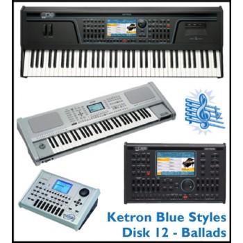 Ballads - Ketron Blue Styles