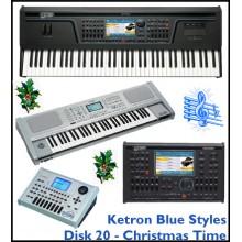 Christmas Time - Ketron Blue Styles