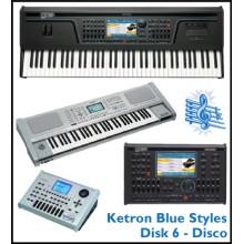 Disco - Ketron Blue Styles