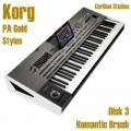 Romantic Brush - Korg Gold Style Disk 3