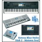 Motown - Ketron Blue Styles