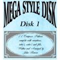 Mega Style Disk 1 - Technics EN4 & GN6 Organ Styles