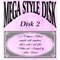 Mega Style Disk 2 - Technics GN9 Organ Styles