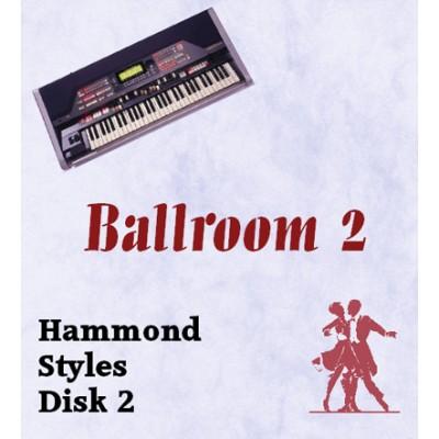 Ballroom Volume 2 - Hammond Style Disk 2