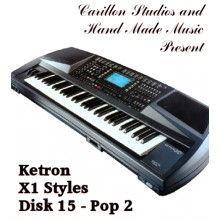 Pop 2 - Ketron Red Styles Disk 15
