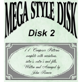 Mega Style Disk 2 - Technics Style Disk 2