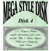 Mega Style Disk 4 - Technics Style Disk 4