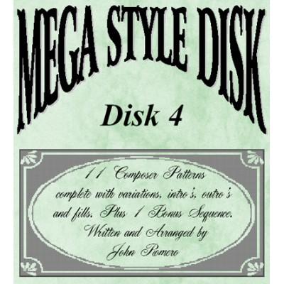 Mega Style Disk 4 - Technics Style Disk 4