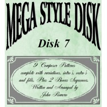 Mega Style Disk 7 - Technics Style Disk 7