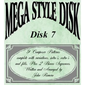 Mega Style Disk 7 - Technics Style Disk 7