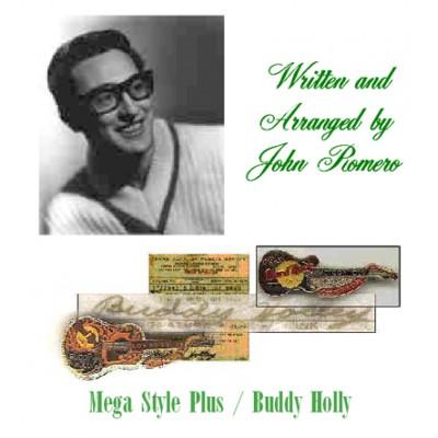 Buddy Holly - Technics Mega Style Plus Disk 2