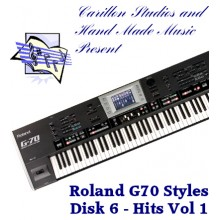 Hits Volume 1 - Roland Professional Styles Disk 6
