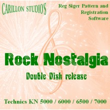Rock Nostalgia - Technics RS Style Disk 4