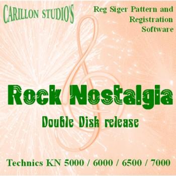 Rock Nostalgia - Technics RS Style Disk 4