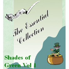 Shades of Green Vol 1 - Technics Essential Style Disk 5