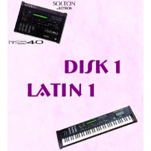 Latin Vol 1 - Solton Pattern Disk 1
