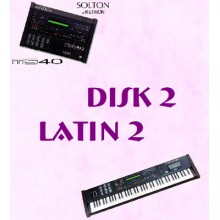 Latin Vol 2 - Solton Pattern Disk 2