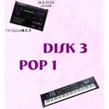 Pop Vol 1 - Solton Pattern Disk 3