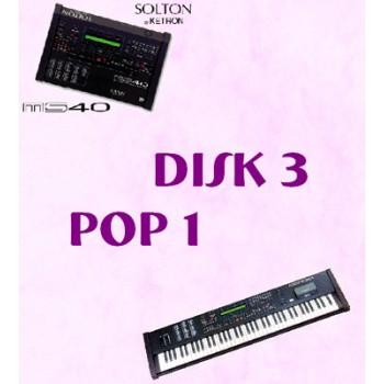 Pop Vol 1 - Solton Pattern Disk 3