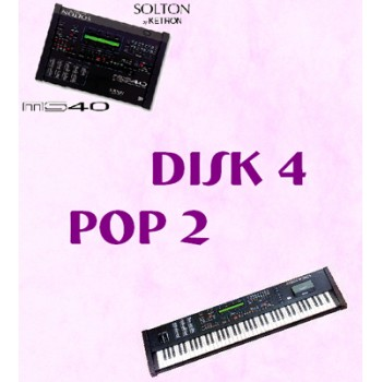 Pop Vol 2 - Solton Pattern Disk 4