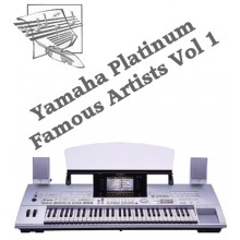 Famous Artists Volume 1 - Yamaha Platinum Style Disk 1