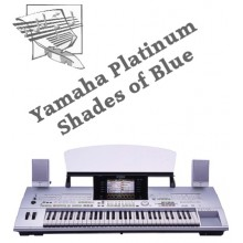 Shades of Blue - Yamaha Platinum Style Disk 10
