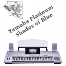 Shades of Blue - Yamaha Platinum Style Disk 10