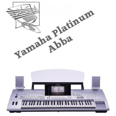 Abba - Yamaha Platinum Style Disk 11