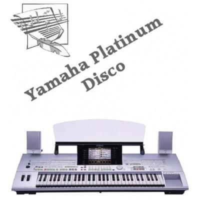 Disco - Yamaha Platinum Style Disk 12