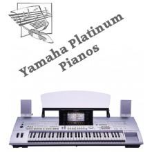 Piano's Volume 1 - Yamaha Platinum Style Disk 14
