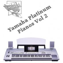 Piano's Volume 2 - Yamaha Platinum Style Disk 15