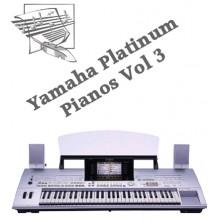 Piano's Volume 3 - Yamaha Platinum Style Disk 16