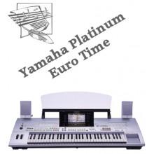 Euro Time - Yamaha Platinum Style Disk 17