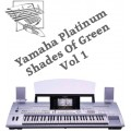 Shades Of Green - Yamaha Platinum Style Disk 18