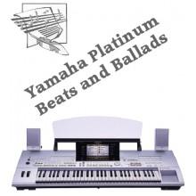 Beats & Ballads - Yamaha Platinum Style Disk 2