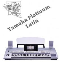 Latin - Yamaha Platinum Style Disk 5