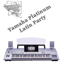 Latin Party - Yamaha Platinum Style Disk 6
