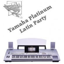 Latin Party - Yamaha Platinum Style Disk 6