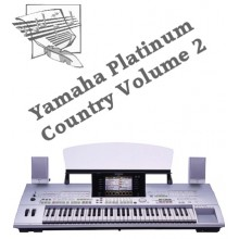 Country Volume 2 - Yamaha Platinum Style Disk 7