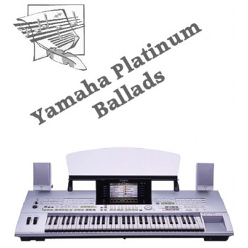 Ballads - Yamaha Platinum Style Disk 8