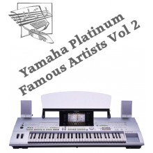 Famous Artists Volume 2 - Yamaha Platinum Style Disk 9
