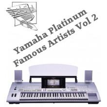 Famous Artists Volume 2 - Yamaha Platinum Style Disk 9